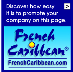 Discover how easy it is to promote your company with French Caribbean