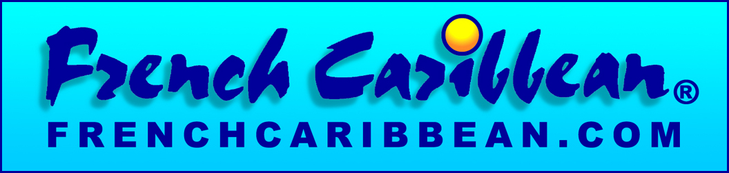 French Caribbean logo with FrenchCaribbean.com